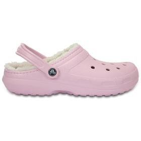 Crocs Classic Lined - Sandalias - rosa